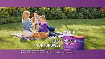 Allegra TV Spot, 'Puppy' - Thumbnail 8