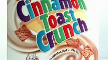 Cinnamon Toast Crunch TV Spot 'Hey Ladies' - Thumbnail 9