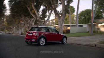 MINI USA TV Spot, 'Friend for Life' - Thumbnail 7