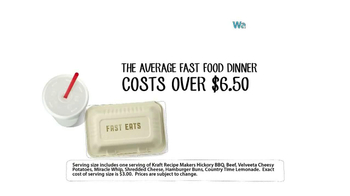 Walmart TV Spot, 'Fast Food' - Thumbnail 1