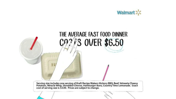 Walmart TV Spot, 'Fast Food' - Thumbnail 3