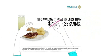 Walmart TV Spot, 'Fast Food' - Thumbnail 5