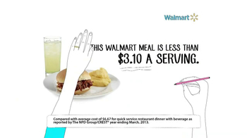 Walmart TV Spot, 'Fast Food' - Thumbnail 6