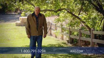 American Advisors Group TV Spot, 'Retirement Options' Feat. Fred Thompson - Thumbnail 1