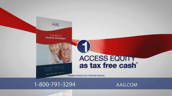 American Advisors Group TV Spot, 'Retirement Options' Feat. Fred Thompson - Thumbnail 7