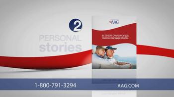 American Advisors Group TV Spot, 'Retirement Options' Feat. Fred Thompson - Thumbnail 8