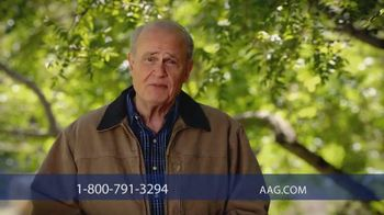 American Advisors Group TV Spot, 'Retirement Options' Feat. Fred Thompson