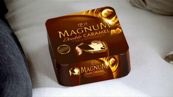 Magnum Double Caramel TV Spot, 'Any Day' - Thumbnail 6