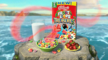 Fruit Loops Treasures TV Spot - Thumbnail 10