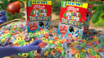 Fruit Loops Treasures TV Spot - Thumbnail 8