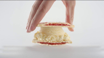 Carl's Jr. Strawberry Poptart Ice Cream Sandwich TV Spot - Thumbnail 5