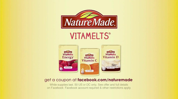 Nature Made VitaMelts TV Spot, 'Mouth-Watering Flavor' - Thumbnail 7