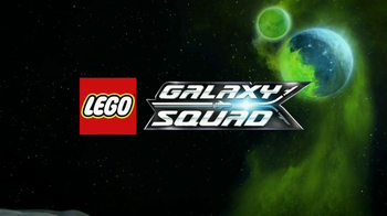 LEGO Galaxy Squad TV Spot - Thumbnail 1