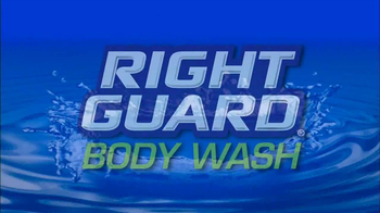 Right Guard Body Wash TV Spot - Thumbnail 1