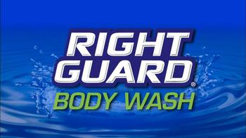 Right Guard Body Wash TV Spot - Thumbnail 3