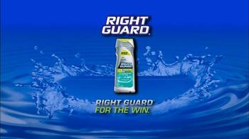 Right Guard Body Wash TV Spot - Thumbnail 4