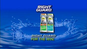 Right Guard Body Wash TV Spot - Thumbnail 5