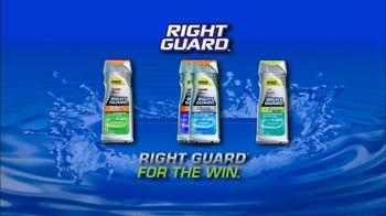 Right Guard Body Wash TV Spot - Thumbnail 7