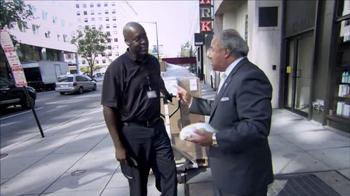 Arby's Beef 'N Cheddar and Turkey 'N CheddarTV Spot Featuring Bo Dietl - Thumbnail 5
