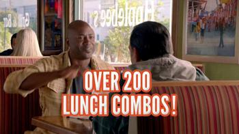 Applebee's TV Spot, 'Lunch Decoy' - Thumbnail 5