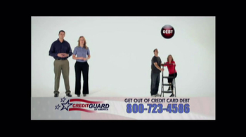 Credit Guard of America TV Spot, 'New Beginning' - Thumbnail 6