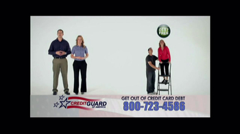 Credit Guard of America TV Spot, 'New Beginning' - Thumbnail 7
