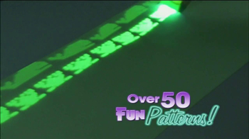 Glow Crazy Pattern Painter TV Spot - Thumbnail 2
