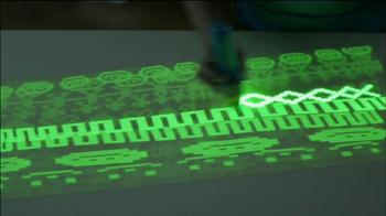 Glow Crazy Pattern Painter TV Spot - Thumbnail 5