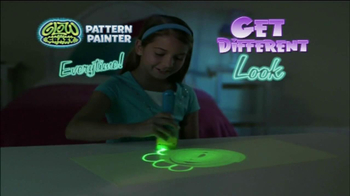 Glow Crazy Pattern Painter TV Spot - Thumbnail 6