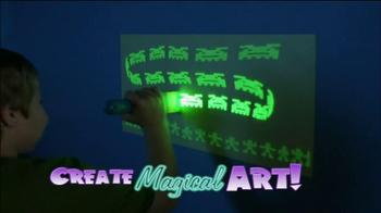 Glow Crazy Pattern Painter TV Spot - Thumbnail 8