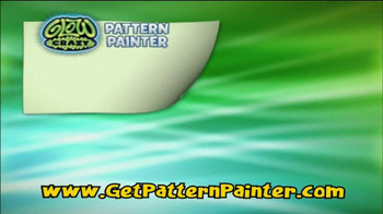 Glow Crazy Pattern Painter TV Spot - Thumbnail 9