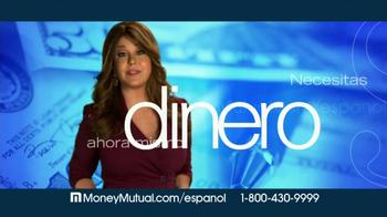 Money Mutual TV Spot, 'Dinero Ahora Mismo' [Spanish]