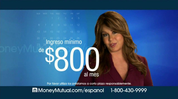 Money Mutual TV Spot, 'Dinero Ahora Mismo' [Spanish] - Thumbnail 7