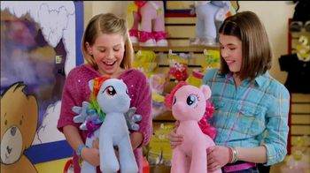 Build-A-Bear Workshop TV Spot, 'My Little Pony: Rainbow Dash'