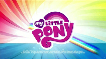 Build-A-Bear Workshop TV Spot, 'My Little Pony: Rainbow Dash' - Thumbnail 5