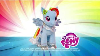 Build-A-Bear Workshop TV Spot, 'My Little Pony: Rainbow Dash' - Thumbnail 6
