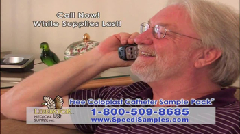 Liberator Medical Supply, Inc. TV Spot, 'Better Catheter' - Thumbnail 4