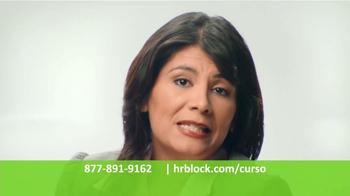 H&R Block TV Spot, 'Curso: Veronica Reyes' [Spanish] - Thumbnail 4