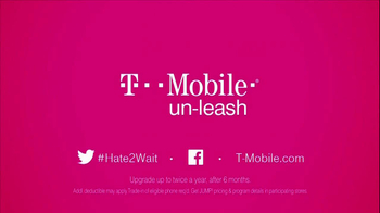 T-Mobile TV Spot, 'Day 392 of 730' Featuring Bill Hader - Thumbnail 9