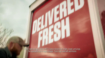 KFC Original Recipe Bites TV Spot, 'Fresh is Better' - Thumbnail 5