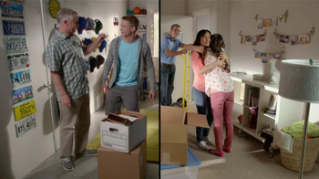 Command TV Spot, 'College Move-In' - 5361 commercial airings