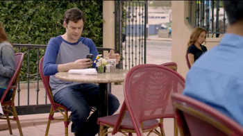 T-Mobile JUMP! TV Spot, 'Missed Texts' Featuring Bill Hader - Thumbnail 7