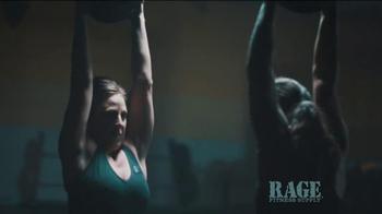 Rage Fitness Supply TV Spot, 'Athletes' - Thumbnail 6
