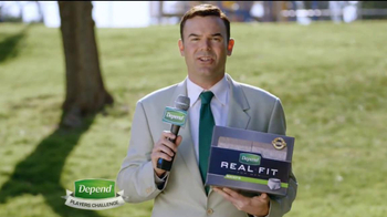 Depend Real Fit TV Spot Featuring DeMarcus Cousins and Wes Welker - Thumbnail 10