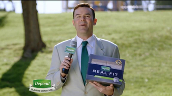 Depend Real Fit TV Spot Featuring DeMarcus Cousins and Wes Welker - Thumbnail 9