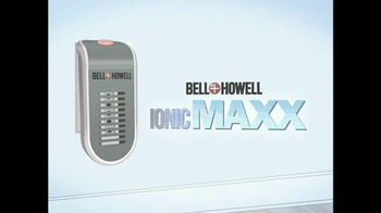 Bell + Howell Ionic Maxx TV Spot - Thumbnail 3