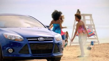 2013 Ford Focus TV Spot, 'Girl's Night Out'