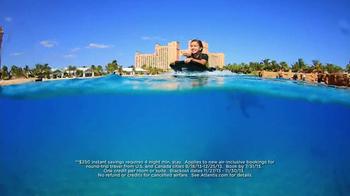 Atlantis TV Spot, 'Ultimate Summer Destination' - Thumbnail 7