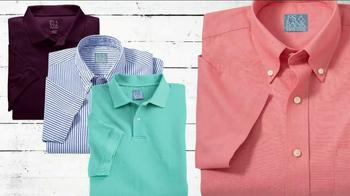 JoS. A. Bank TV Spot Hot Summer Sportswear Sale - Thumbnail 10