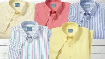 JoS. A. Bank TV Spot Hot Summer Sportswear Sale - Thumbnail 6